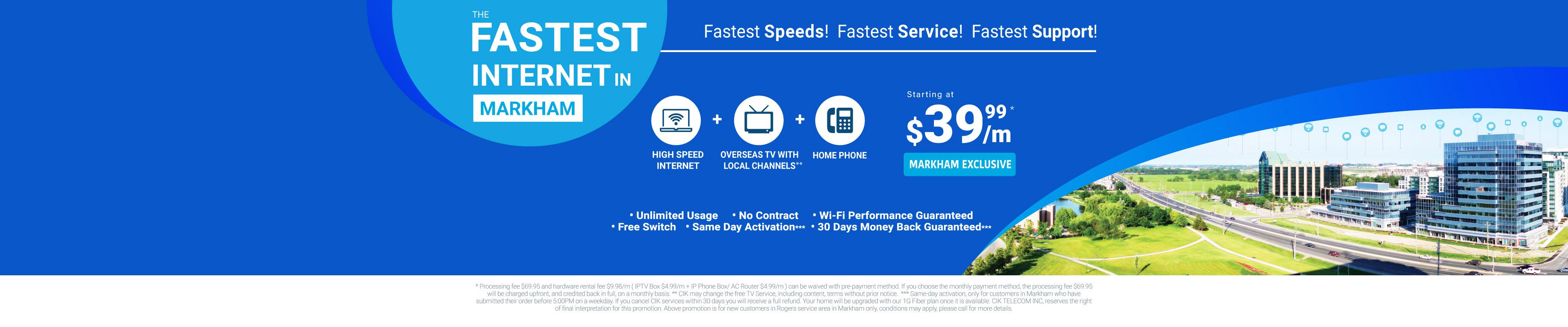 CIK Telecom - Top Internet Service Provider in Canada